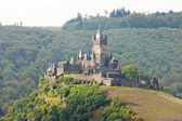 Reichsburg Castle, Cochem, Rhineland-Palatinate, Germany — Stock Photo
