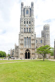 Cathedral of Ely, East Anglia, England — Stock Photo