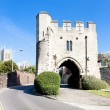 Potter Gate, Lincoln, East Midlands, England — Stock Photo