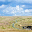 The Pennines, Northumberland, England — Stock Photo