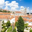 Prague Castle and Little Quarter, Prague, Czech Republic — Stock Photo