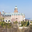 Ksiaz Palace, Silesia, Poland — Stock Photo