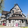 Timbered church of Swidnica, Silesia, Poland - Foto Stock