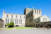 Hexham Abbey, Northumberland, England — Stock Photo