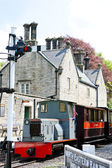 South Tynedale Railway, Alston, Cumbria, England — Stock Photo