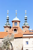 Church of Saint Laurent in Petrin, Prague, Czech Republic — Stock Photo
