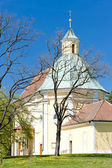 Chapel of Saint Anthony, Blatnice, Czech Republic — Foto Stock