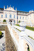 Nove Hrady Palace, Czech Republic — Stock Photo