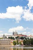 Hradcany, Prague, Czech Republic — Stock Photo