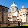 Cathedral in Vercelli, Piedmont, Italy - Foto Stock