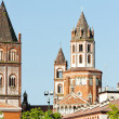 Basilica di Sant&#039;Andrea, Vercelli, Piedmont, Italy - Foto Stock