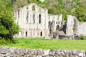 Kalıntılar, vilsın manastırı, north yorkshire, i̇ngiltere — Stok fotoğraf