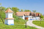 Piwnice z tortur Boga, kozojidky, Republika Czeska — Zdjęcie stockowe