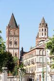 Basilica di Sant'Andrea, Vercelli, Piedmont, Italy — Foto de Stock