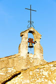 Bell tower of Chapel St. Sixte near Eygalieres, Provence, France — Stock Photo