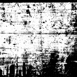 Vector de stock : Vector Distressed Grunge Overlay.