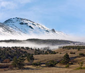 Montaña landsacpe — Foto de Stock