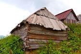 古い木造住宅 — ストック写真