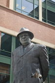 Lambeau Field - Green Bay Packers Vince Lombardi — Stock Photo