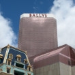 Stock Photo: Atlantic City - Bally Casino Hotel