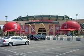 洛杉矶天使体育馆的阿纳海姆 — 图库照片