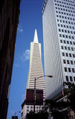 San Francisco - Transamerica Pyramid — Stock Photo
