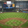 Stock Photo: Miller Park - Milwaukee Brewers