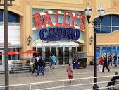 Bally's Casino - Atlantic City Boardwalk — Stock Photo