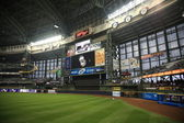 Miller Park - Milwaukee Brewers — Stock Photo