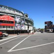 Stock Photo: Wrigley Field - Chicago Cubs
