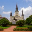 Jackson Square - New Orleans — Stock Photo #8908329