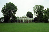 Monticello — Stockfoto