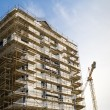 Construction site — Stock Photo #9664030