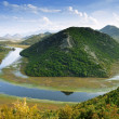 Skadar Lake from Montenegro — Stock Photo