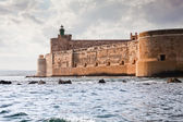 Maniace Castle in Sicily, Syracuse, Italy — Stock Photo