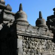 Borobudur Indonesia — Stockfoto