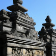 Borobudur Indonesia - Foto Stock