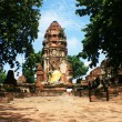 Wat Mahathat — Stock Photo