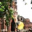 Wat Mahathat - Stock Photo