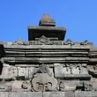 Borobudur, Indonesia. — Stockfoto
