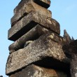 Hindu temple Prambanan - Stock Photo