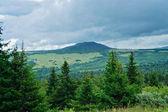 Ural mountains — Stock Photo