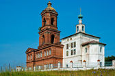 Trinity church in vilgort — Stock Photo