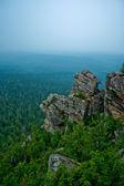 Poliud mountain — Stock Photo