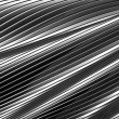Abstract silver metal background - Stock Photo