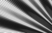 Wave shape silver metal background — Stock Photo