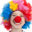 Little clown — Stock Photo #10487954