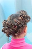 Frisur — Stockfoto