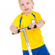 Scooter — Stock Photo #8022203