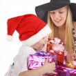 Royalty-Free Stock Photo: The gifts